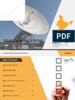 Telecommunications Report July 2018