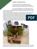 5 Fácil Datos sobre regalos navidad Descrito