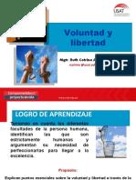 Facultad Espiritual de La Voluntad y Libertad