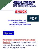 Shock - Clase Ped II Agosto 2016