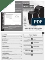 Manual IR2002 Digital Sulton