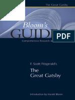 Harold Bloom - F. Scott Fitzgerald's The Great Gatsby (Bloom's Guides) (2006).pdf
