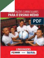 Orientações Curriculares para o EM - Linguagens