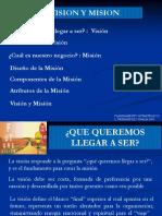 Vision Mision Empresa