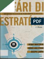 Safári de Estratégia - Mintzberg 2ed