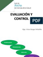 evaluacion y control
