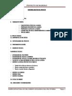 Proyecto Maderas