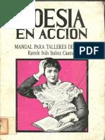 Poesía en Acción Taller Suárez Caamal