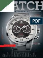 Watch Journal - August 2013
