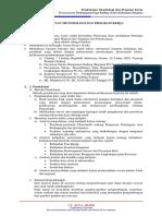 Pendekatan Metodologi Dan Program Kerja