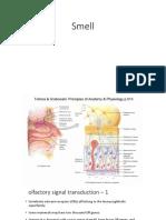 Biochemistry of Olfaction