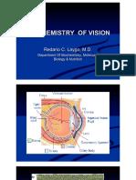 Biochemistry of Vision