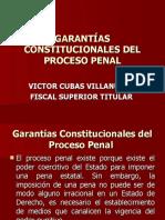 GARANTÍAS CONSTITUCIONALES DEL PROCESO PENAL.ppt