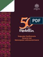 50 AÑOS - SEGUNDA CONFERENCIA EPISCOPAL LATINOAMERICANA.pdf