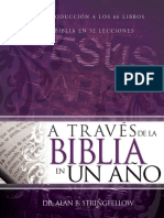 la biblia en un ano