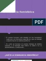 3. Dominancia Hemisférica