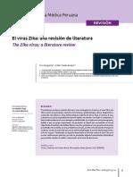 Revista Cientifica de Peru sobre Zika.pdf