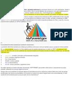 La Piramide Nutricio0nal