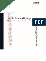 IBGE - 100 Anos de Imigração Japonesa No Brasil