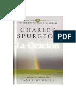 La Oración - Charles Spurgeon.pdf