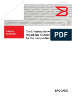 The Effortless Network HyperEdge Architecture for the Campus Network - White Paper