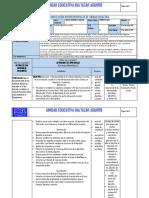 Planificación Microcurricular de Unidad Didáctica 1ro de Bgu Biología