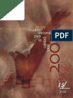 Modelo PNCfin