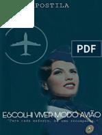APOSTILA ESCOLHI VIVER MODO AVIÃO