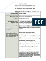 Shdp Foundation Course Application Project Plan