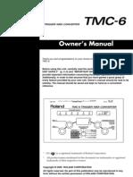Roland TMC-6 Manual e3