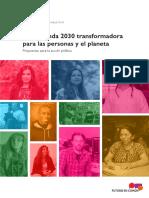 Informe Desde La Sociedad Civil Final