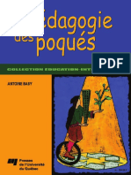 Antoine Baby-Pedagogie Des Poques