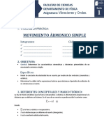 Guia 1 - Movimiento Armonico Simple