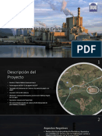 Desarrollo Prueba 1 Planta Celulosa Arauco (PPT)