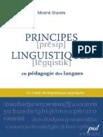 Starets Moshe-Principes Linguistiques en Pedagogie Des Langues
