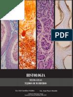 Histología, Texto-Atlas Tejidos de Mamíferos