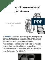 Narrativas Não Convencionais No Cinema