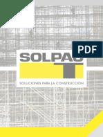 Brochure Solpac Soluciones Para La Construcción Sm