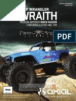 Axial Wraith Poison Spyder Jeep Wrangler Manual