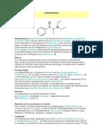 Amfepramona
