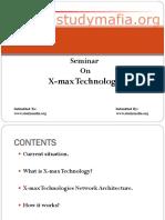 X-max Technology Ppt