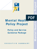 Importance of Mental Policie