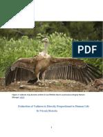 vulture extinction portfolio
