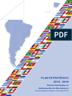 Plan Estrategico Red EAMI 2014-2018