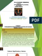 Diapositivas de Cultura de La Calidad Personal Sem I-sem II y Sem III 2018 - i