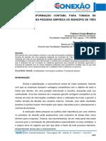 108 o Uso Da Informação Contábil Para Tomada de Decisões Em Uma Pequena Empresa Do Município de Três Lagoas – Ms