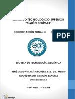 Instituto Tecnológico Superior Portada Fisica 1