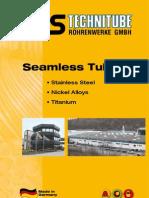Tube Material Grades