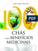100 chas e seus beneficios medicinais