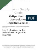 Los 6 objetivos de los indicadores de gestión logística.pdf